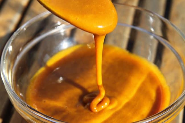 درمان میخچه با زردچوبه و عسل
