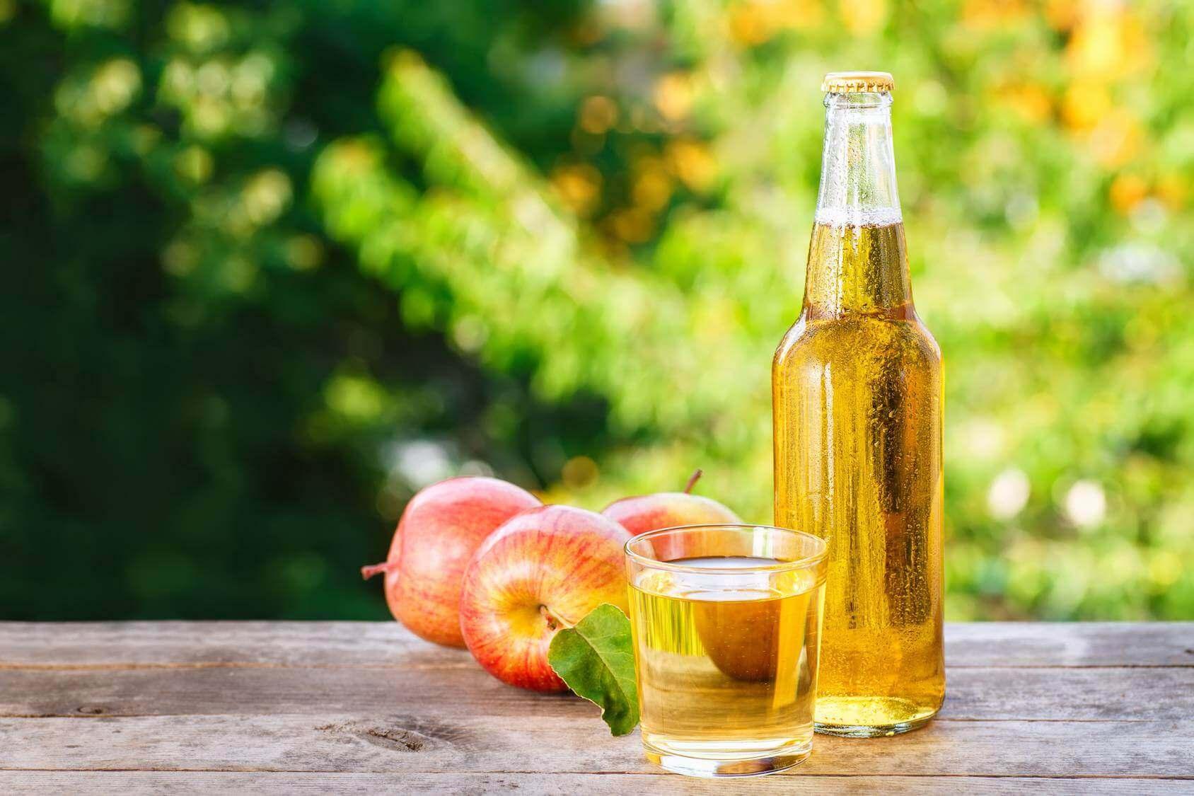 درمان خانگی زگیل تناسلی با سرکه سیب