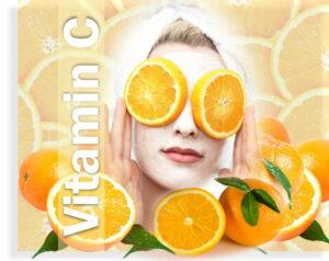 خواص پودر ویتامین سی c برای پوست صورت